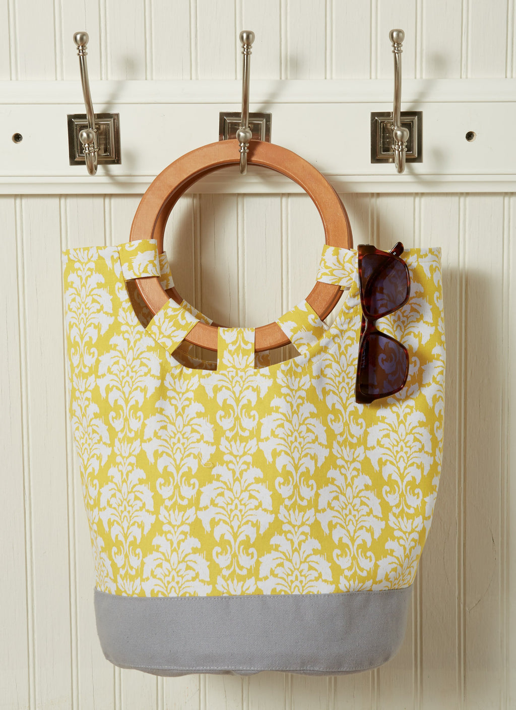 Practical summer tote bag pattern 7611