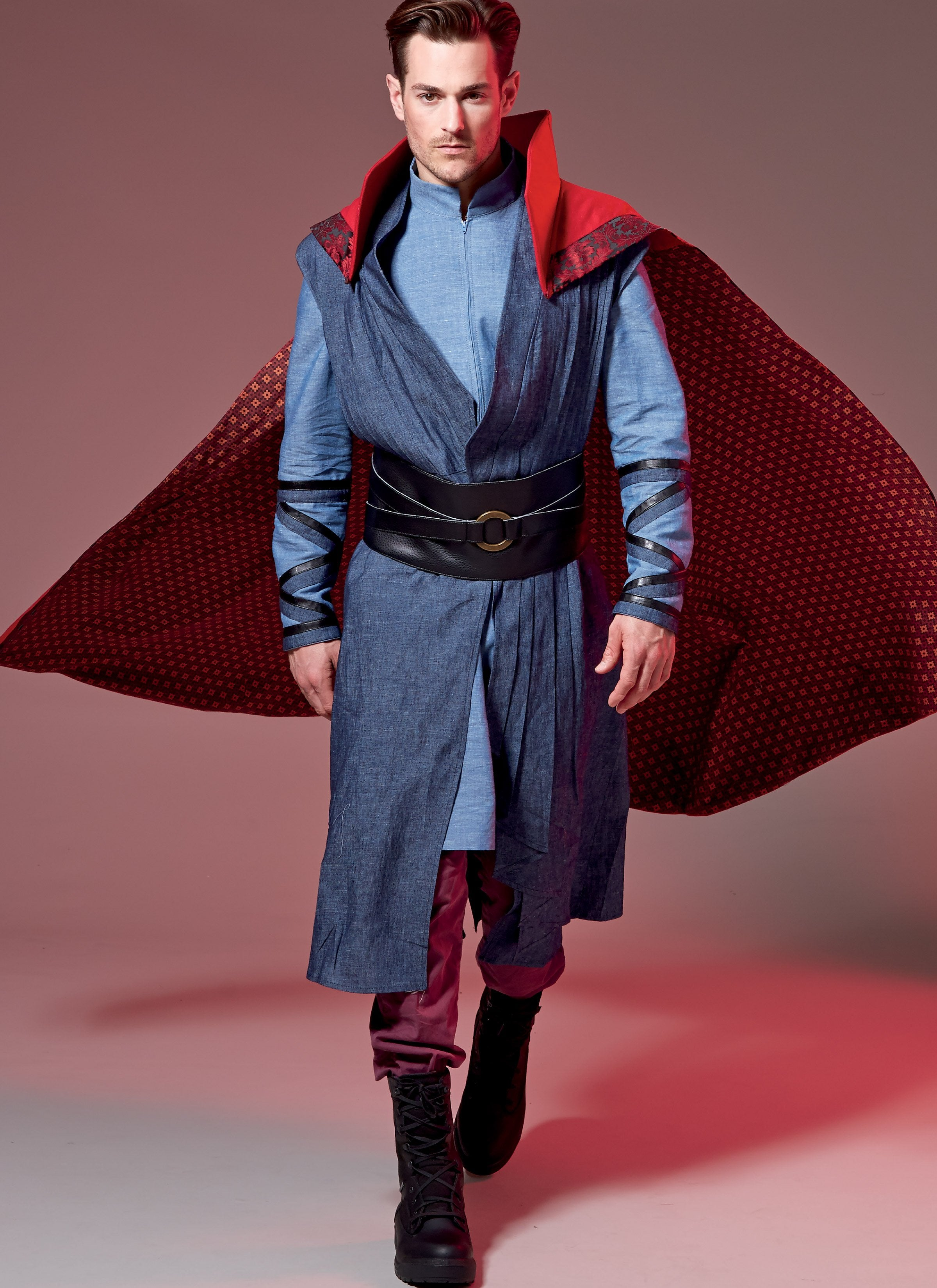 M7676 Men's Costume Pattern