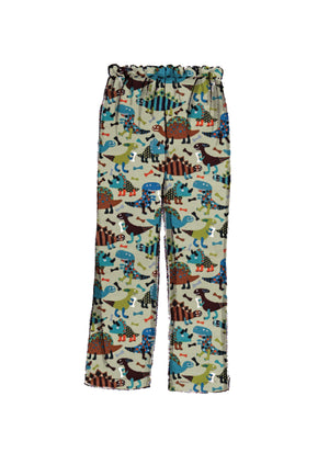 M7678 Children's Animal Themed Tops and Pants
