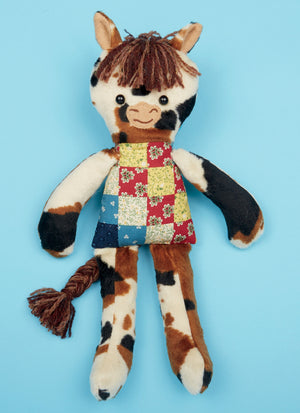 M7819 Soft Toy Animals Sewing pattern