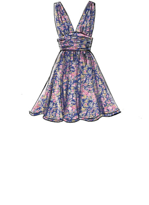 M7896 Misses' Dresses Pattern | Create It! from Jaycotts Sewing Supplies