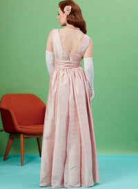 M7897 Misses' Dresses | The Archive Collection