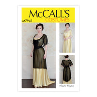 McCall's 7941 Misses' Costume from Jaycotts Sewing Supplies