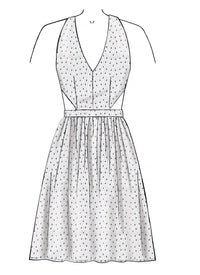 McCalls 7951 Dresses sewing pattern