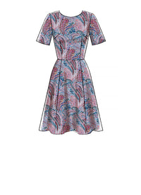 McCalls 7971 Dresses sewing pattern