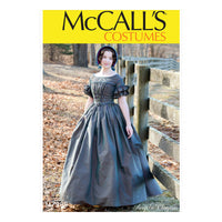 McCalls 7988 Misses' Costume sewing pattern