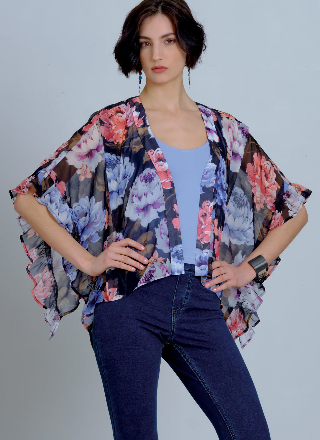 McCall's Sewing Pattern 8000 Tops