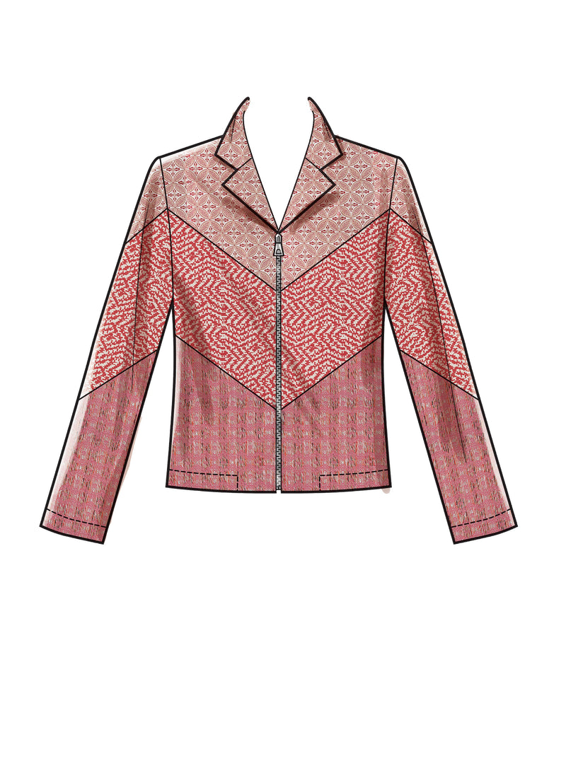 McCall's Sewing Pattern 8012 Jackets