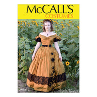 McCall's 8017 Historical Costume Pattern from Jaycotts Sewing Supplies