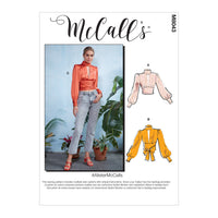 McCall's pattern 8043 Tops from Jaycotts Sewing Supplies
