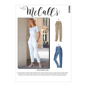 McCall's pattern 8045 Pants from Jaycotts Sewing Supplies