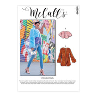 McCall's pattern 8049 Misses' Jackets
