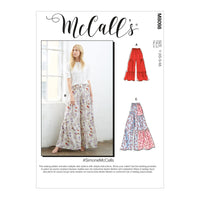 McCall's 8098 Pants sewing pattern #SimoneMcCalls