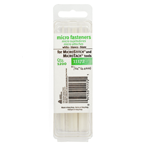Micro Stitch Refill packs - WHITE