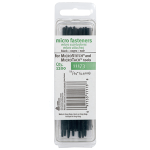 Micro Stitch Refill packs - BLACK from Jaycotts Sewing Supplies
