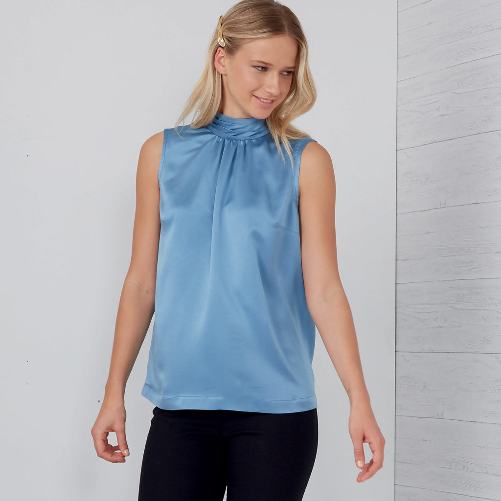 New Look Sewing Pattern 6657  Shell Top