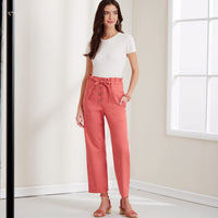 New Look Sewing Pattern 6674 Misses' Trousers and Shorts