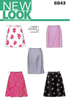 NL6843 Misses Skirt | Easy
