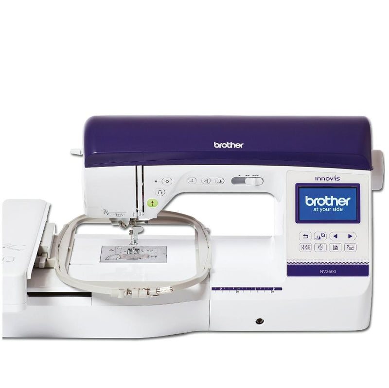 Brother Innov-is 2600 sewing and embroidery machine