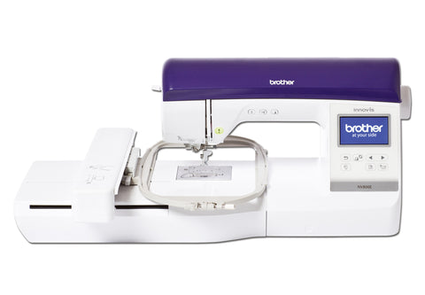 Brother innov-is 800e Embroidery Machine - Save £300 !