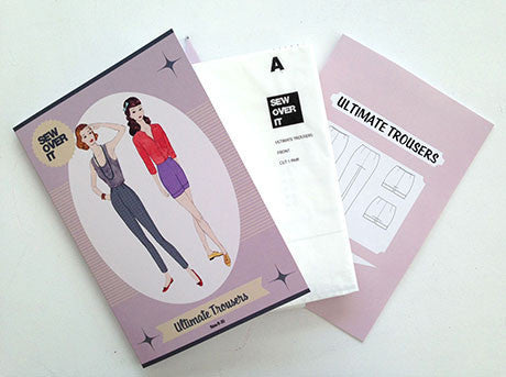 Sew Over It - Ultimate Trouser Pattern