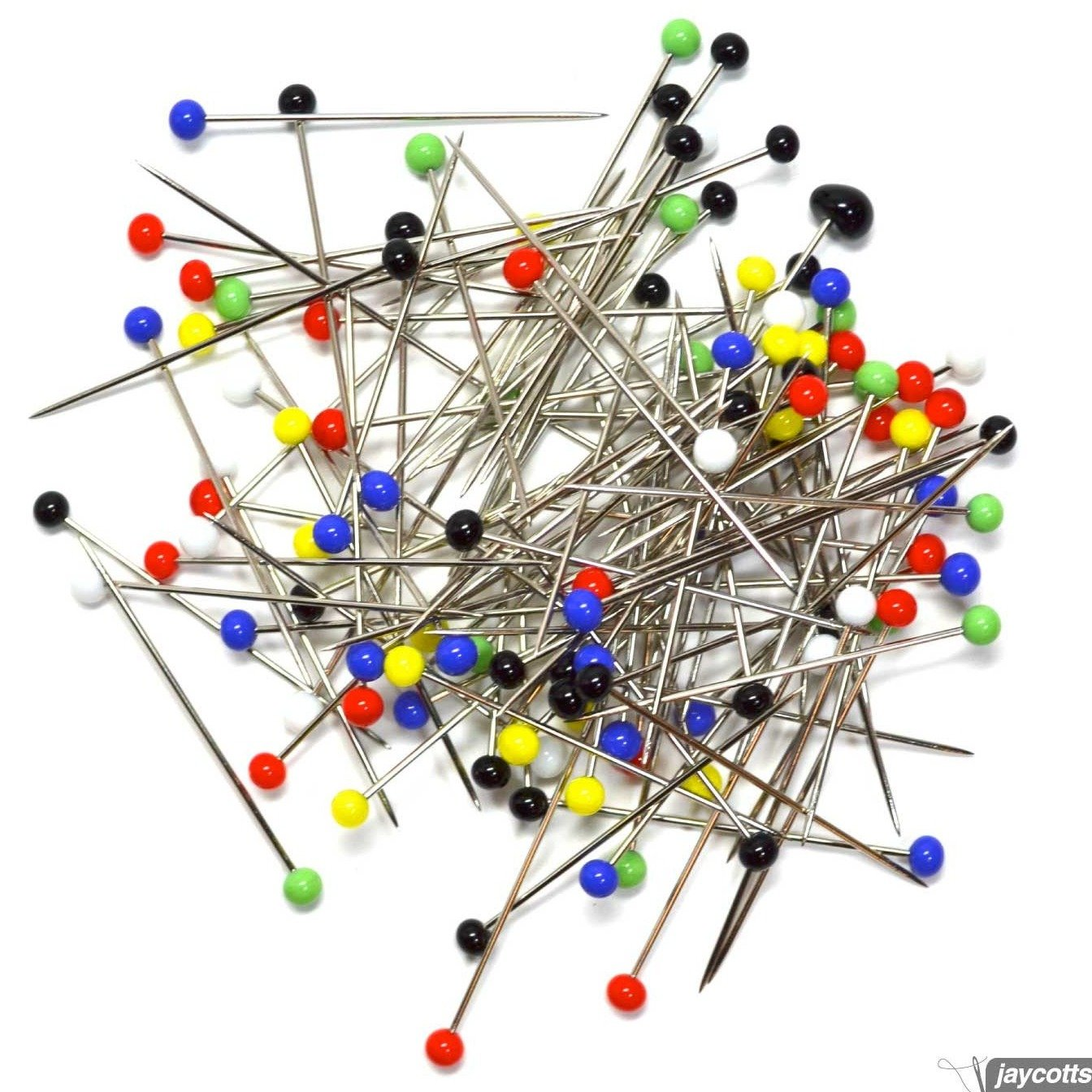 Prym Glass-Headed Pins | 029265 10g pack | 029216 20g pack – jaycotts.co.uk - Sewing ...