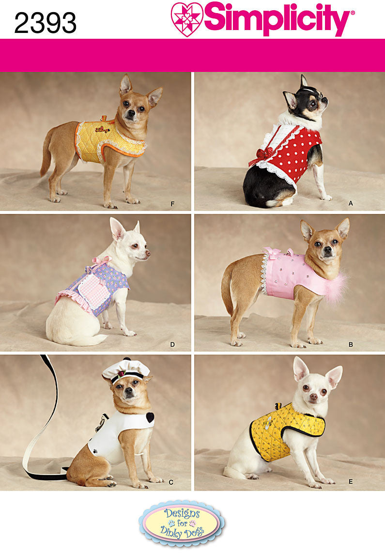 S2393 Small Dog Clothes