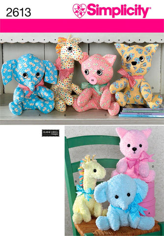 S2613 Stuffed Animals