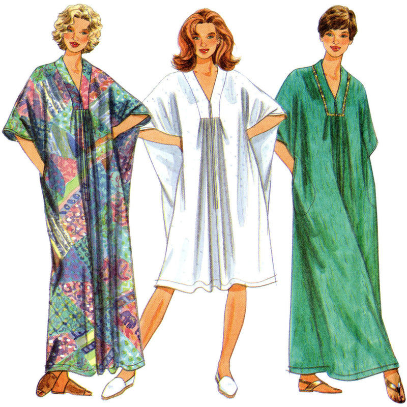 Simplicity 8876 Misses'/Women's Vintage Dress and Stole