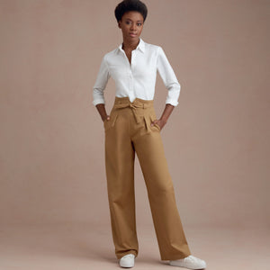Simplicity Sewing Pattern 8956 Misses' Pants and Skirts