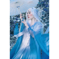 Simplicity 8971 Fantasy Costume Pattern | Ice Queen from Jaycotts Sewing Supplies