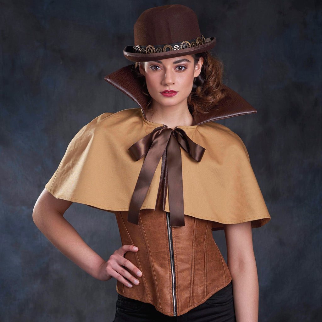 Simplicity 9008 Misses' Halloween Cape Costumes Pattern