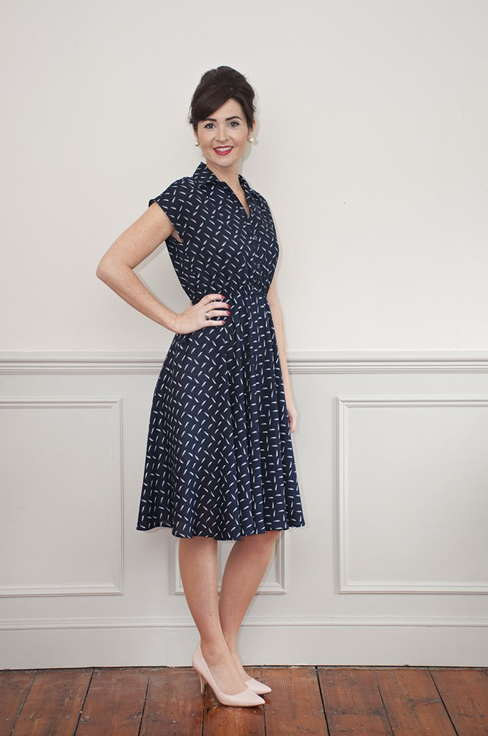 Penny Dress Pattern from Jaycotts Sewing Supplies