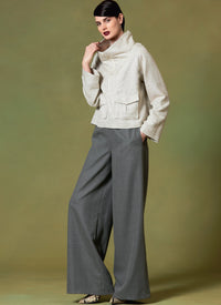Vogue 1642 Misses' Top and Pants pattern