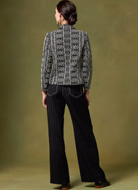 Vogue 1644 Misses' Jacket and Trousers pattern | Kathryn Brenne from Jaycotts Sewing Supplies