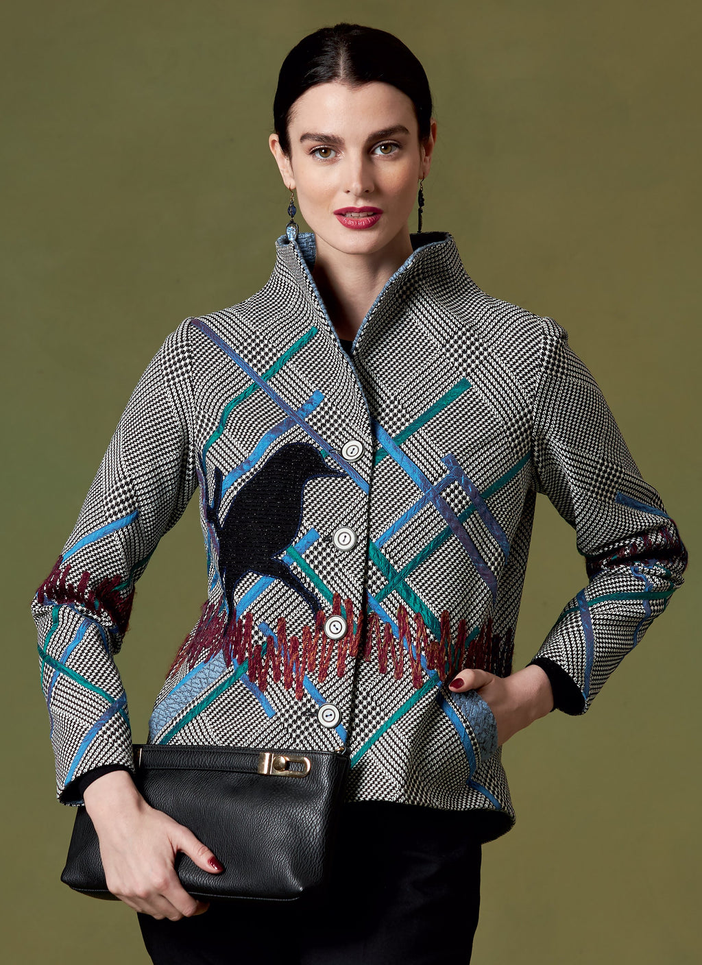 Vogue 1648 Misses' Jacket pattern | Julio Cesar