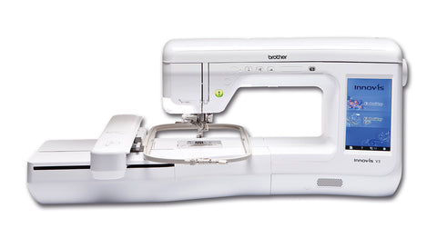 Brother innov-is V3 embroidery machine + FREE KIT