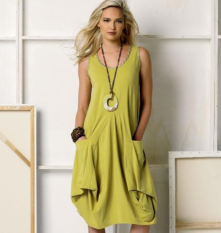 V8975 Misses' Dress & Jacket | Average | Marci Tylton ★