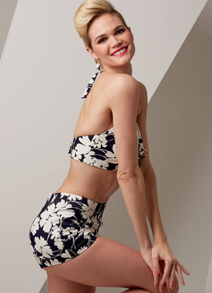 Vogue Pattern 9255 swimwear pattern