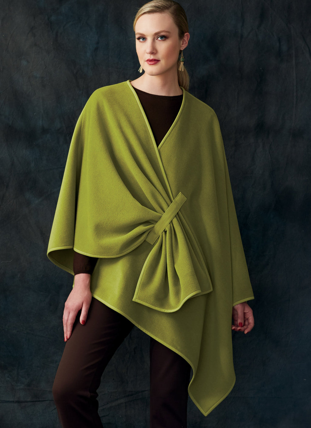 Vogue Pattern 9291 Misses' Wraps, Shrug, and Scarf Pattern | Kathryn Brenne