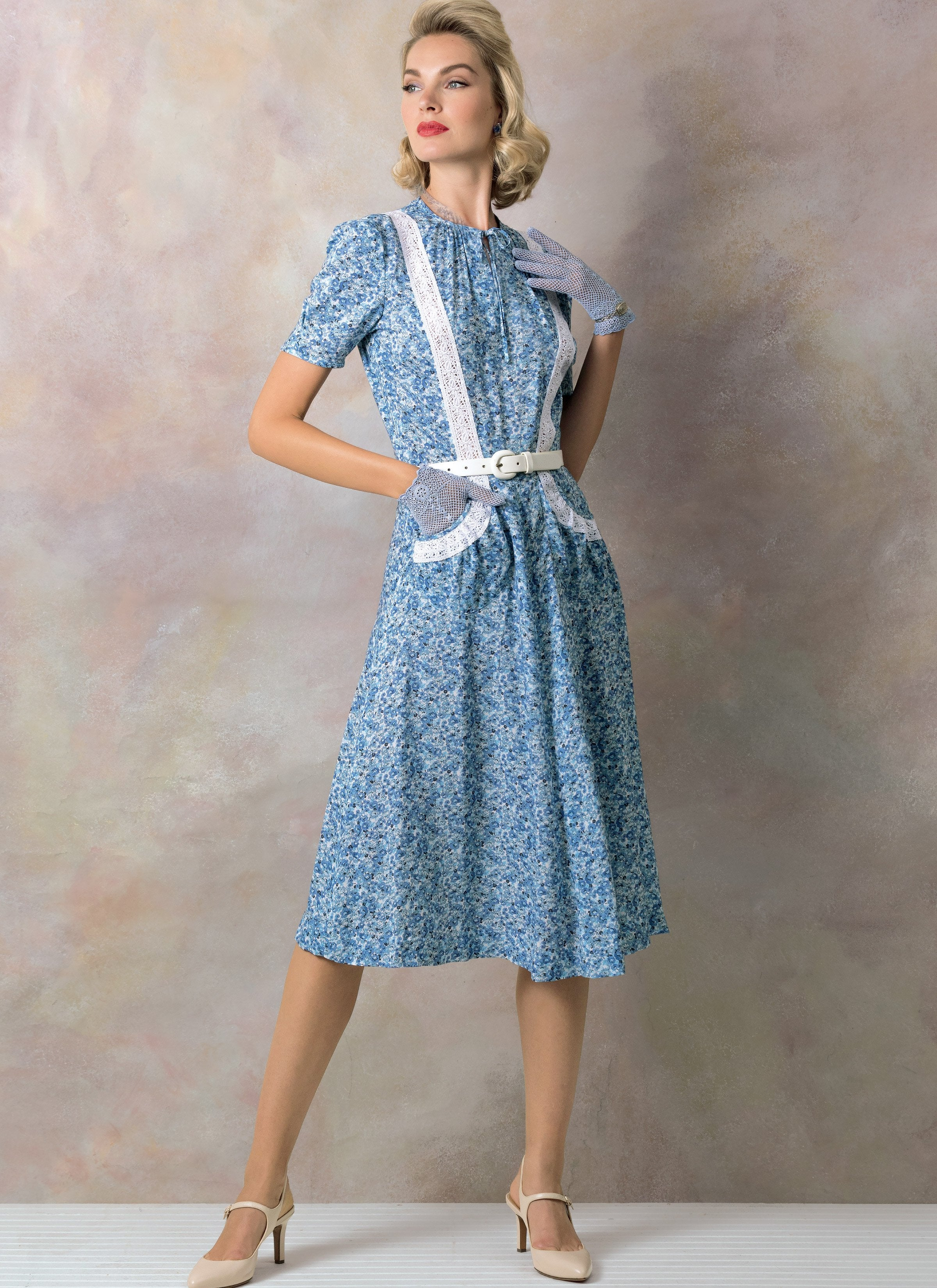 V9294 Misses\' Dress Pattern — jaycotts.co.uk - Sewing Supplies