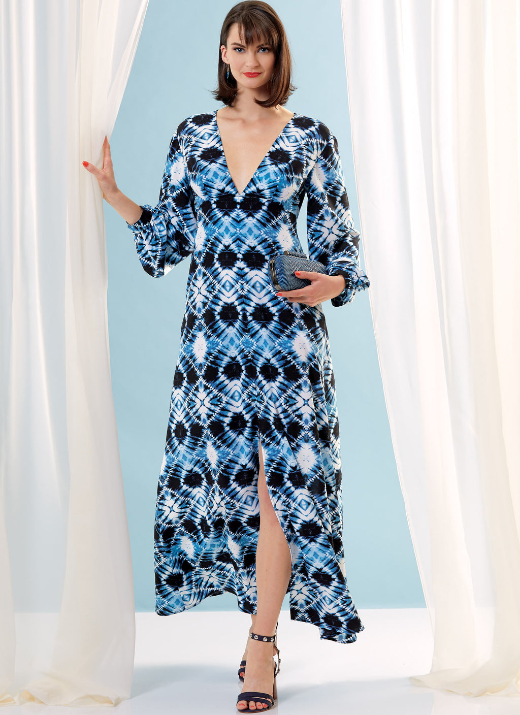 Vogue Pattern 9311 Misses' Dress pattern