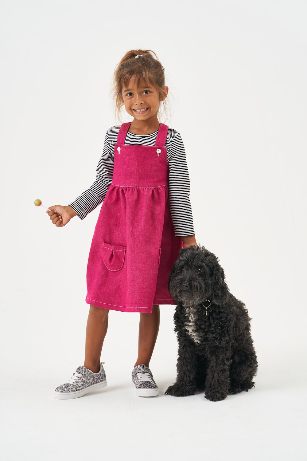 Sew Over It Poppy + Jazz | Willow Pinafore Pattern from Jaycotts Sewing Supplies