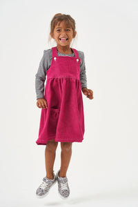 Sew Over It Poppy + Jazz | Willow Pinafore Pattern