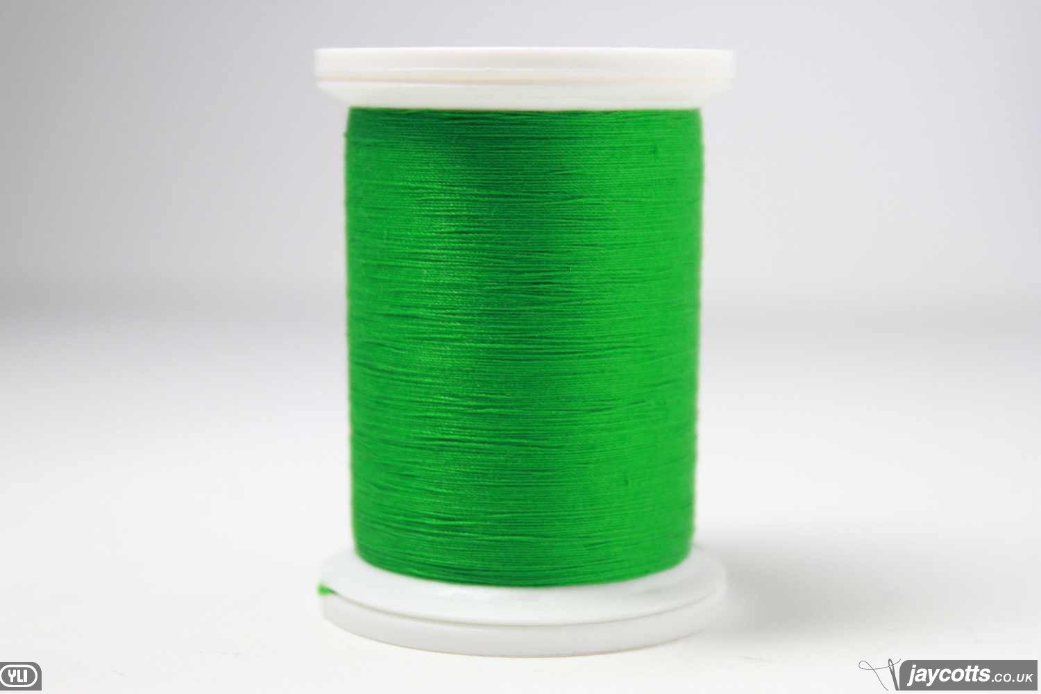YLI Quilting Thread #13 Kelly Green