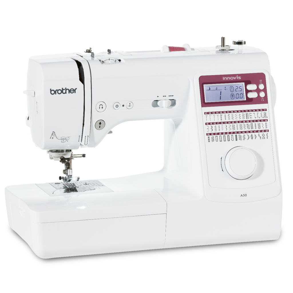 Brother Sewing Machine | Innov-is A50 from Jaycotts Sewing Supplies