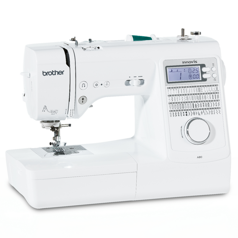 buy the Brother A80 sewing machine at Jaycotts
