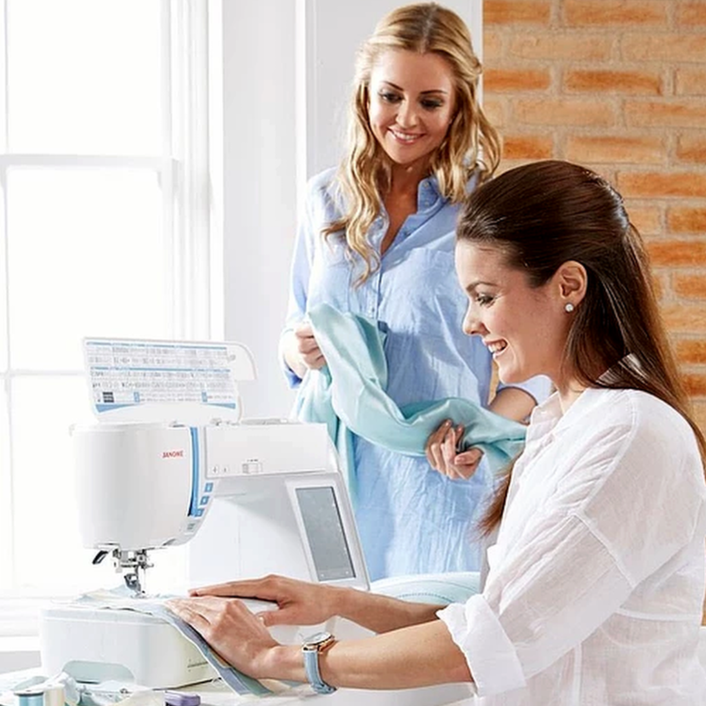 Janome Sewing Machine | Atelier 7 from Jaycotts Sewing Supplies