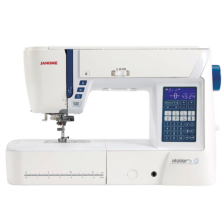 Janome Sewing Machine | Atelier 6