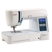 Janome Sewing Machine | Atelier 6 from Jaycotts Sewing Supplies
